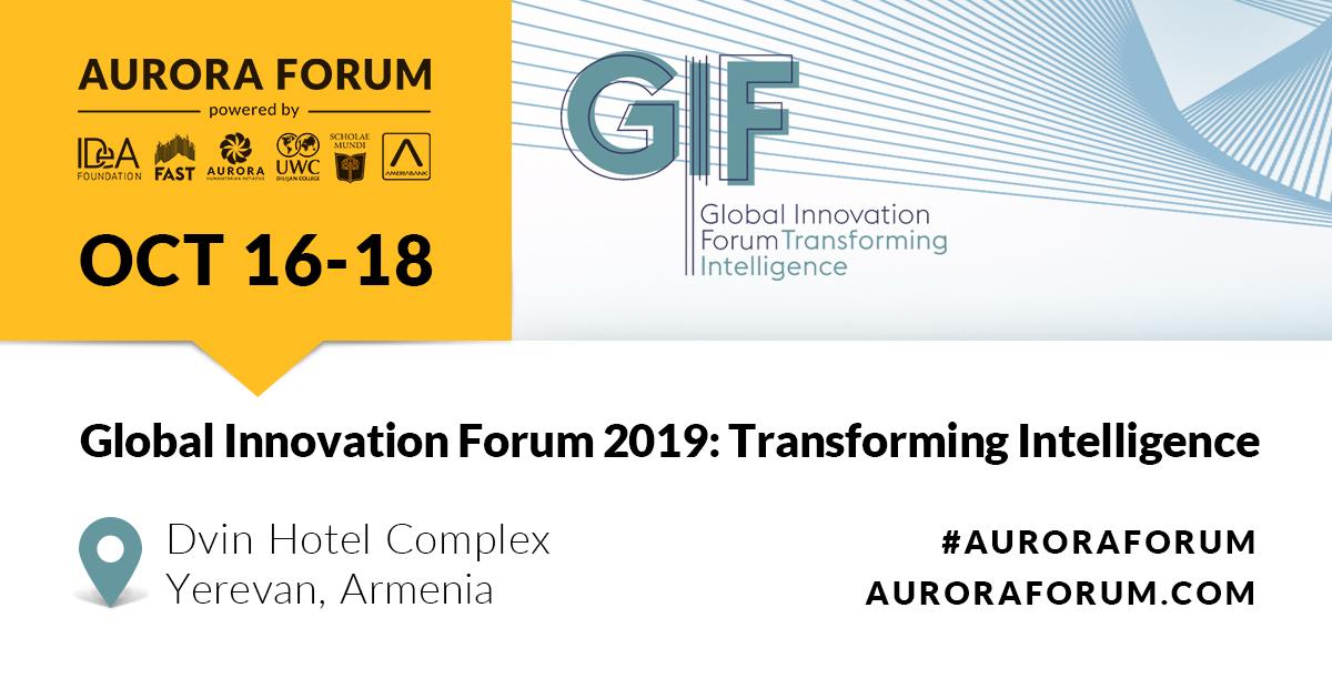Global Innovation Forum 2019: Transforming Intelligence